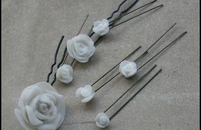 petites roses en PAM