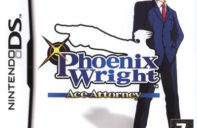 [DS] Phoenix Wright, OBJECTION !!!
