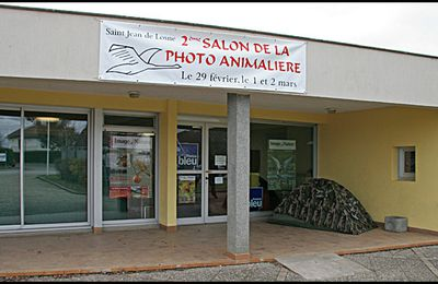 Salon de la photo animalière...