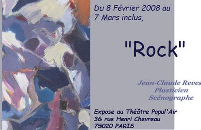 EXPOSITION ROCK