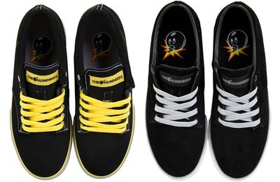 Sneakers - The Hundreds - Collection Automne hiver 2009