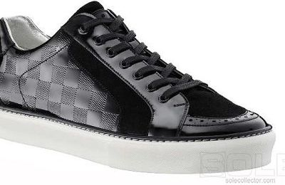 Sneakers - Sneakers Louis Vuitton - Collection Louis Vuitton Hiver 2009 - No Comment !