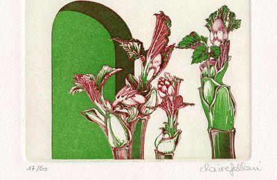 Le Théâtre de Verdure (gravures)