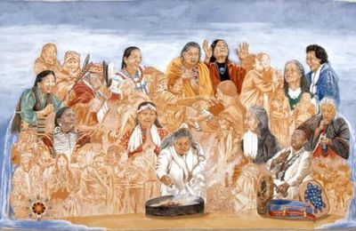PEACE MAKERS The 13 Indigenuous GrandMothers Council