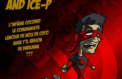 DARKMAN Comics 2 : cocored