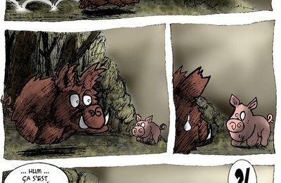 Bête et méchant : C'est l'histoire d'un sanglier qui ...