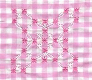 Grille broderie suisse: ma fiche BS/002