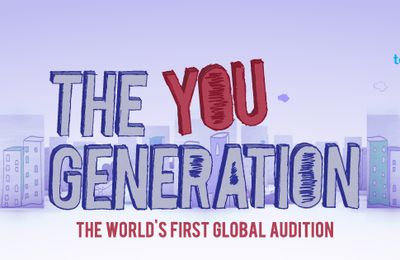 YouTube et Syco lancent The New Generation : le premier système d'audition mondial !