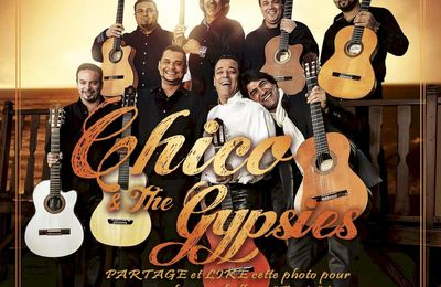 Jeu Facebook : Gagnez l'album 'Fiesta' de Chico & The Gypsies