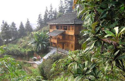 Ma maison en bois