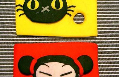 Pucca et son chat