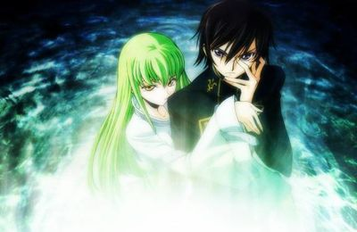 Episodes de Code Geass
