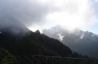 Madère - 12 - Pico Grande ( 1654 m )