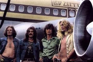 Led Zeppelin : Rock'n Roll can never die !!!