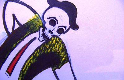 Poème. La mort est un toréador.