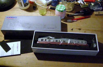 """Autorail X3800 """"Picasso"""" SNCF"""