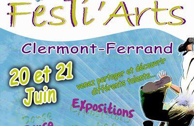 Festiv'arts 2009 à Clermont-Ferrand