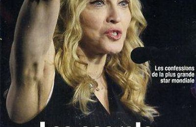 Madonna Special Magazine Out Today: ''Spécial Stars MADONNA Les secrets d'un mythe'' - September 8, 2012