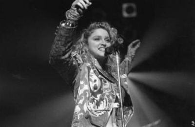 Flashback: Madonna opens the ''Like A Virgin'' Tour in 1985 in Seattle