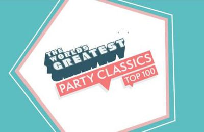 Madonna tops the 'Top 100 World's Greatest Party Classics'