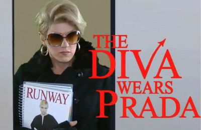 CharlieHidesTV: Watch ''The Diva Wears Prada'' with Madonna, Cher, Lady Gaga (The Devil Wears Prada Parody)
