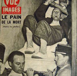Was the poisoning of a French town in 1951 an LSD trial?