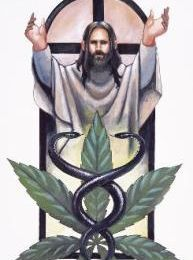 Was there a whiff of cannabis about Jesus?