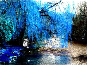 Underneath The Weeping Willow