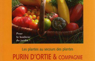 Un livre à recommander : PURIN D'ORTIE & Cie