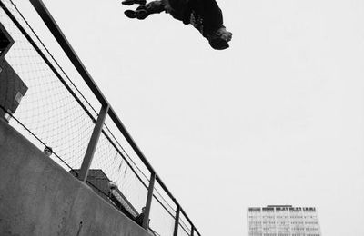 Le Parkour : nouvel art urbain