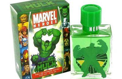 Eau de toilette Hulk (Lundi goodies)