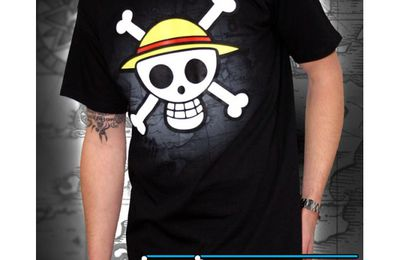 Tee-shirts One Piece (Lundi goodies)