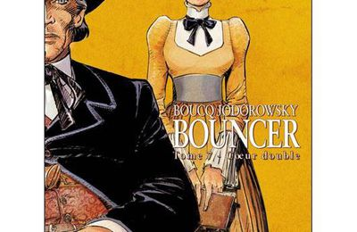 Bouncer tome 7- Coeur double (Vendredi chronique)