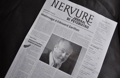 Nervure rend hommage à Edouard Zarifian