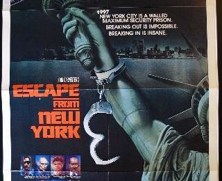 Escape from NY, l'intro supprimée