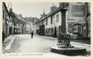 """LE CONQUET, du puits à la """"pompe"""", texte Jean Pierre Clochon, chapitre 2"""