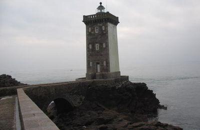 LE CONQUET, balisage, phare de Kermorvan, texte Jean Pierre Clochon