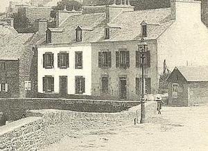 Le Conquet, la vie municipale depuis 1789, Fin des Bourbons, 2e République, 2nd Empire