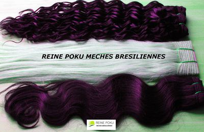 REINE POKU HAIR EXTENSIONS BLOG