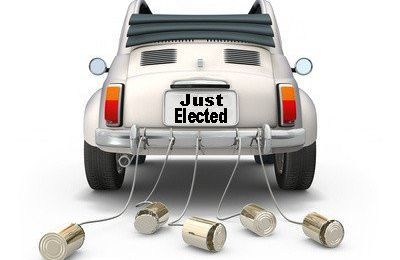 Just elected