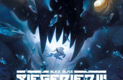 Siegfried - T3 Le Crepuscule des Dieux - note 17/20