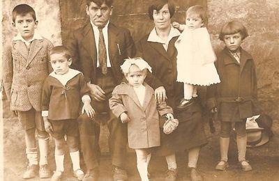 La famille Galé...