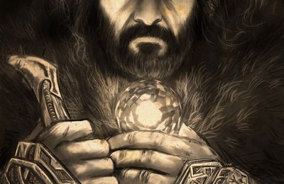 Thorin king under the mountain