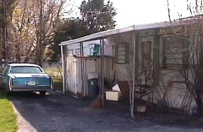 Life in a mobile home