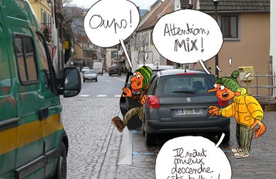 Attention Mix !!!