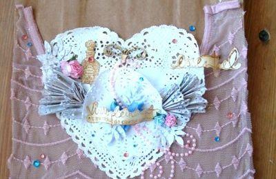 """""""Petit kit beauté"""" pour les Restos du Coeur avec Give Your Scrap***"""