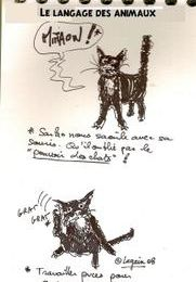 Jean Legain, humoriste!