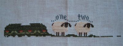 SAL The counting house de Little House Needleworks
