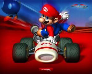 "Video test ""Mario Kart"""