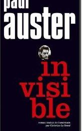 Invisible par Paul AUSTER (2009)